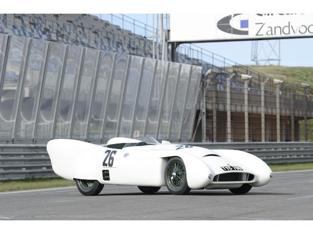 1955 Lotus-MG Mk VIII Sports-Racing Two-Seater