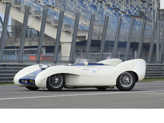 1955 Lotus-Climax Mk IX Sports-Racing Two-Seater