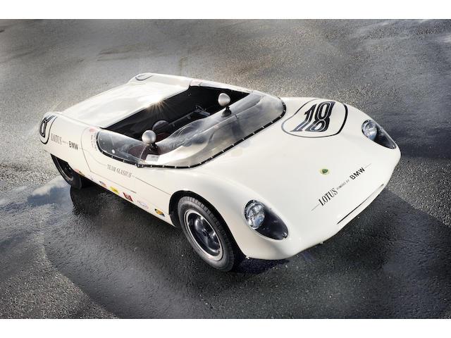 1963 Lotus-BMW Type 23B Sports-Racing Two-Seater