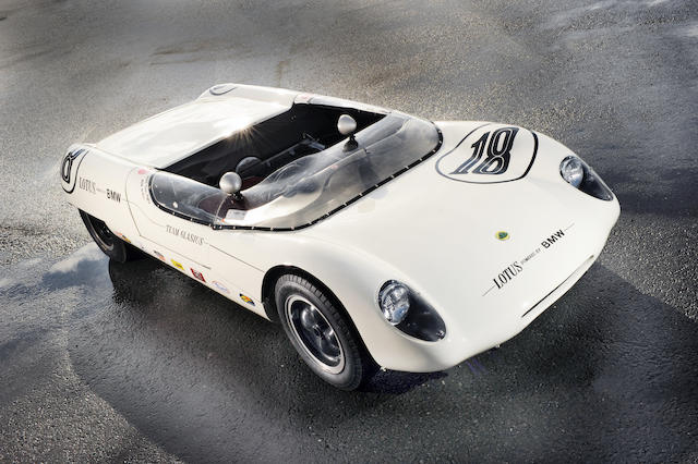1963 Lotus-BMW Type 23B Sports-Racing Two-Seater