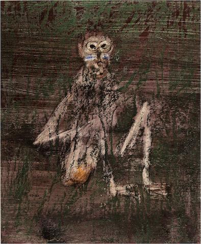 Sidney Nolan (1917-1992) Monkey Africa 1968
