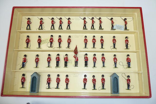 Britains set 1555, Changing of the Guard 83