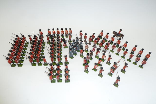 Britains Foot Guards 118