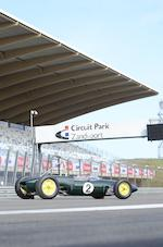 1961 Lotus-Ford Type 20/22 Formula Junior Racing Single-Seater