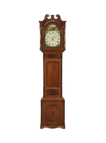 A 30 hour longcase clock