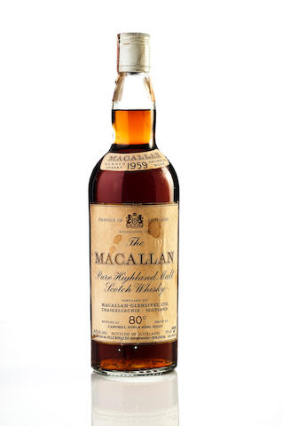 The Macallan- 1959