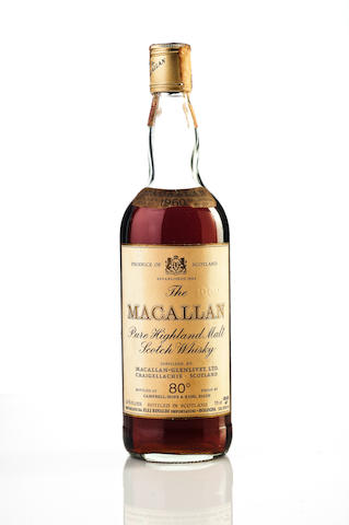 The Macallan- 1960
