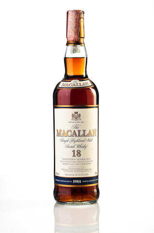 The Macallan- 1984- 18 year old