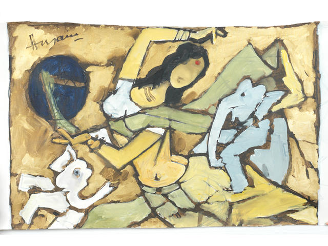 Maqbool Fida Husain (India, 1915-2011)