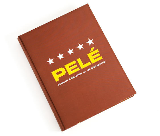 Pele limited edition Gloria Book (carnival edition)