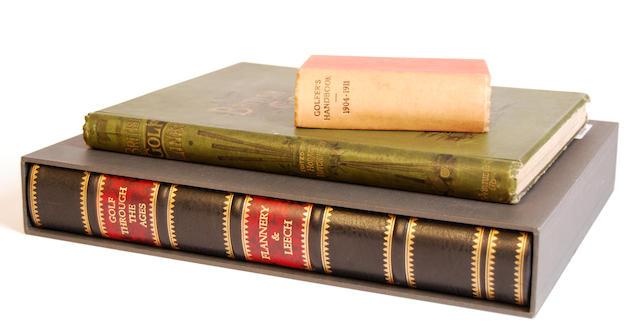 Golfer's Handbook 1904-1911