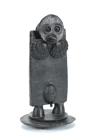 Max Ernst, Janus, Bronze signed, numbered 5/18 and stamped with foundry mark