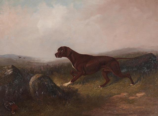 Colin Graeme Roe (British, 1850-1910) Ben