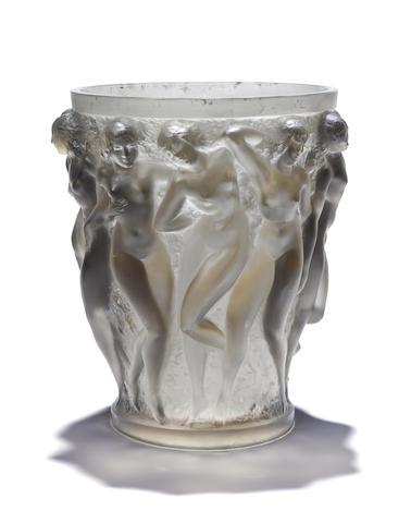 Lalique Grey Bacchantes