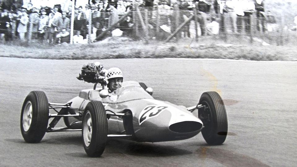 The ex-Fred Wilkinson, Jan Deken, Hans Maasland, pioneering monocoque-chassised,,1963 Lotus-Ford Type 27 Racing Single-Seater  Chassis no. 27/JM/6
