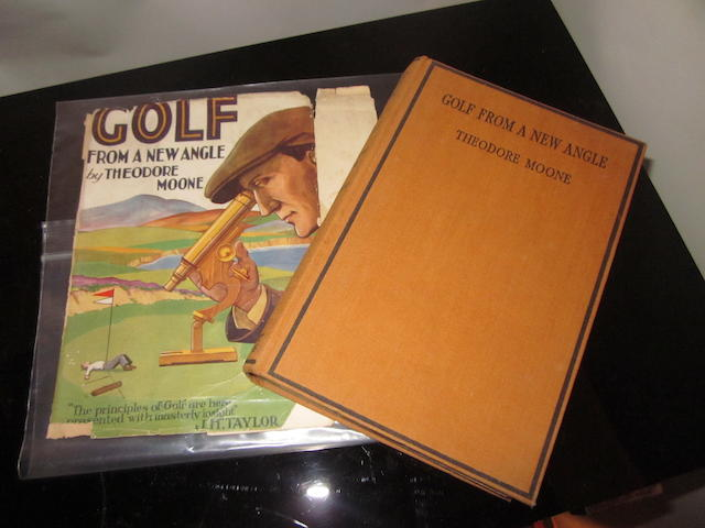 Moone, Theodore: Golf from a New Angle
