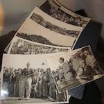 A collection of 15 mono photographs taken at the 1933 Ryder Cup