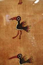 A Peruvian textile
