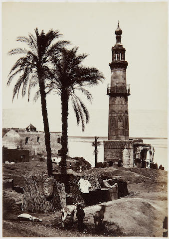 FRITH (FRANCIS) Egypt and Palestine Photographed and Described, 2 vol. in one, [1858-9]