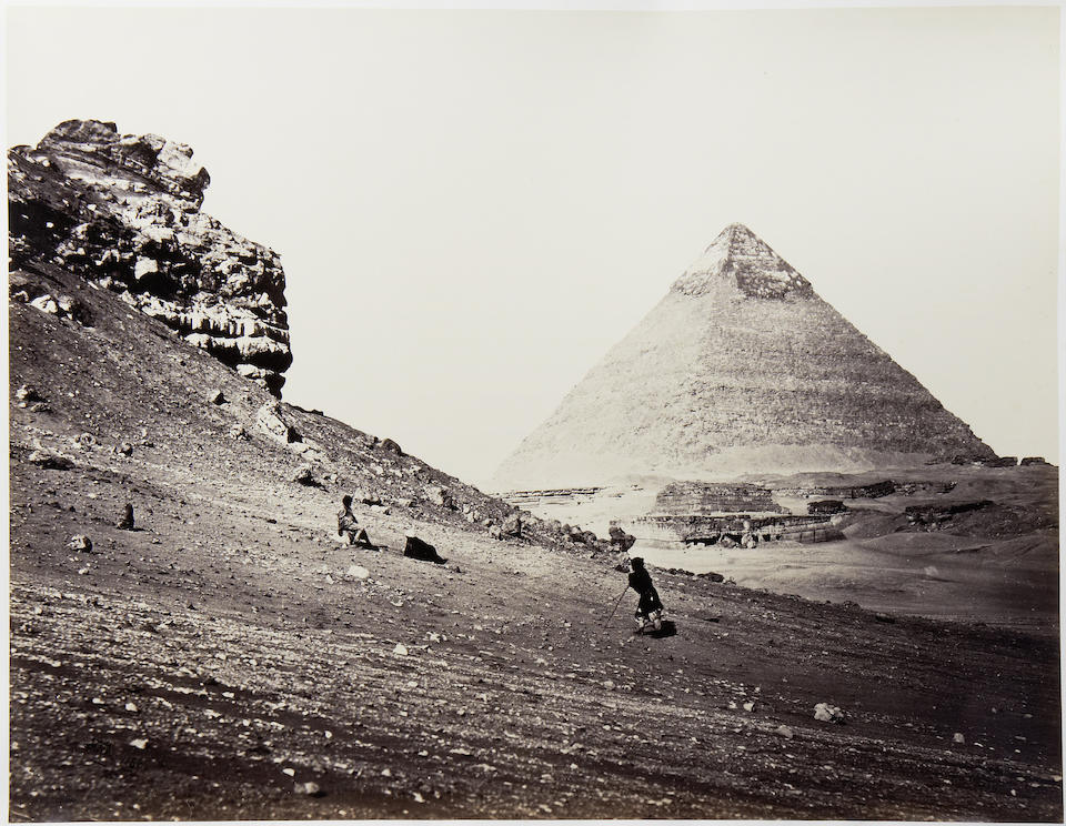 FRITH (FRANCIS) Egypt, Sinai, and Jerusalem: a series of Twenty Photographic Views...With descriptions by Mrs. Poole and Reginald Stuart Poole, William Mackenzie, [1858]