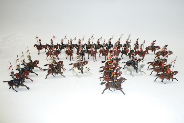 Britains Lancers 39
