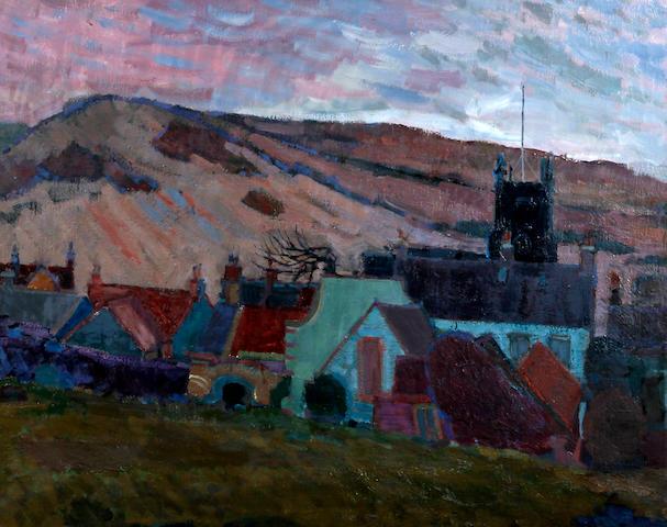 Eric Wilfred Taylor (British, born 1909) Osmotherley, North Yorkshire