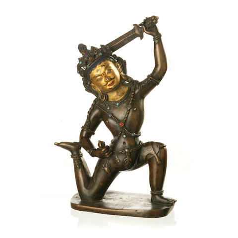 An East-Tibetan Acala 18th/ 19th century