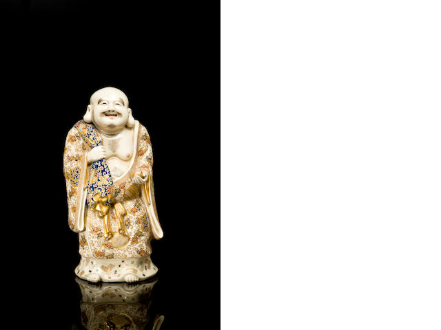 A Japanese Katani Buddha Late 19th century