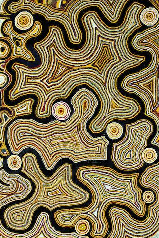 Mick Gill Tjakamarra (circa 1920-2002) Untitled