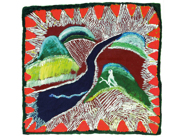 Ginger Riley Munduwalawala (circa 1936-2002) Limmen Bight Country