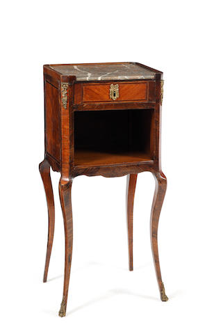 Louis XVI kingwood night commode