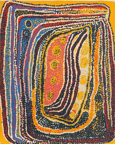 Tommy Watson (born circa 1935) Ngayulu Ngura
