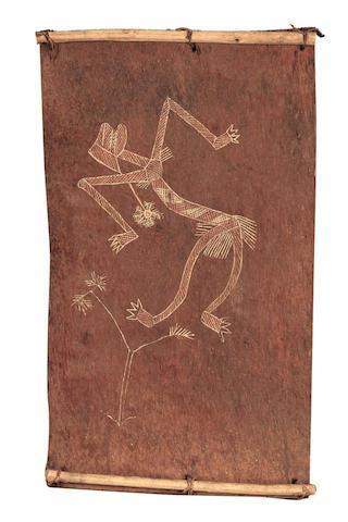Bobby Barrdjaray Ngainjmirra (circa 1915-1992) Untitled (Mimih)
