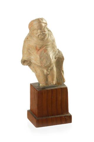 Five Greek terracottas 5
