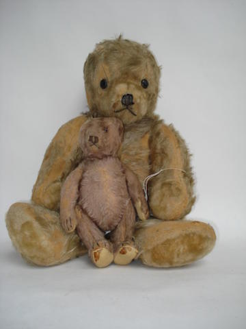 'Patch and Vincent' Teddy bears 2
