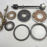 Assorted Bentley mechanical spares,