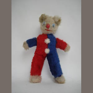 Rare Pedigree Coronation Teddy bear