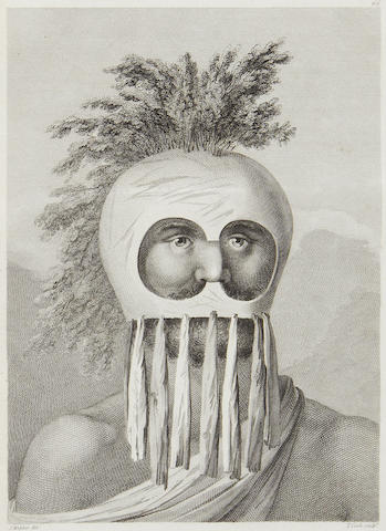 COOK (JAMES) [A Voyage to the Pacific Ocean], Atlas only, [1784]