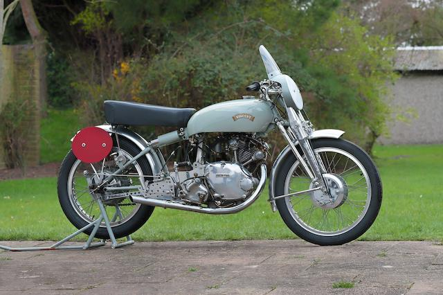 1951 Vincent Grey Flash Replica