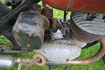 1955 BSA 148cc Bantam Major Frame no. BDS 42697 Engine no. BD3B 3590