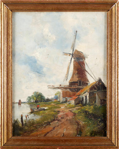Attributed to Eugène Jacquet Le Moulin