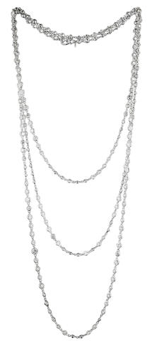 A diamond longchain