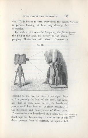 LAKE PRICE (WILLIAM) A Manual of Photographic Manipulation, 1858; and one other (2)