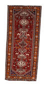 A Luri runner, South West Persia, 370cm x 164cm