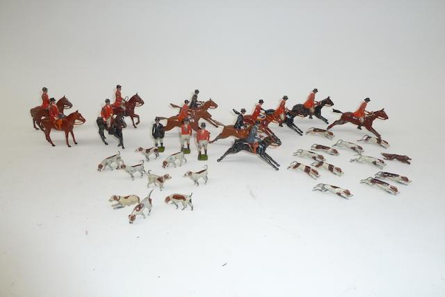 Britains Hunting Series 36