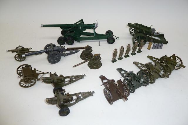Britains Artillery 32