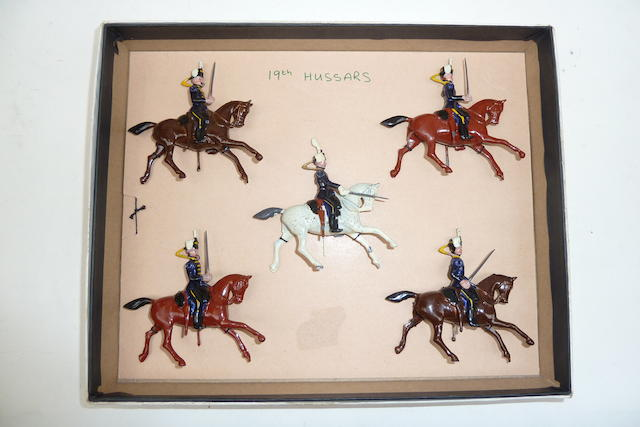 Britains set 99, 13th Hussars 5