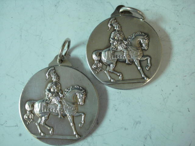 Hackney Horse Soc. medals