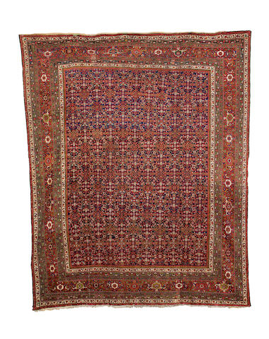 A Feraghan carpet, West Persia, 450cm x 362cm