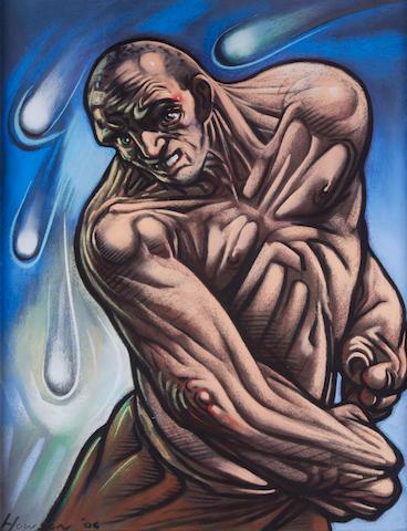Peter Howson (British, born 1958) The Pugilist